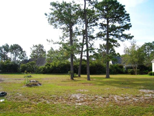 4161 Silverleaf Drive SE, Southport, NC 28461 (MLS #100241375) :: RE/MAX Essential