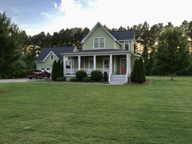145 Buck Branch Drive, Warsaw, NC 28398 (MLS #100241379) :: Destination Realty Corp.