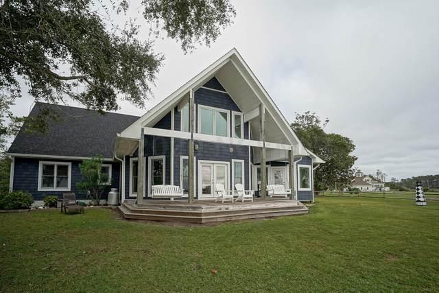 270 Landing Road, Beaufort, NC 28516 (MLS #100241381) :: Barefoot-Chandler & Associates LLC