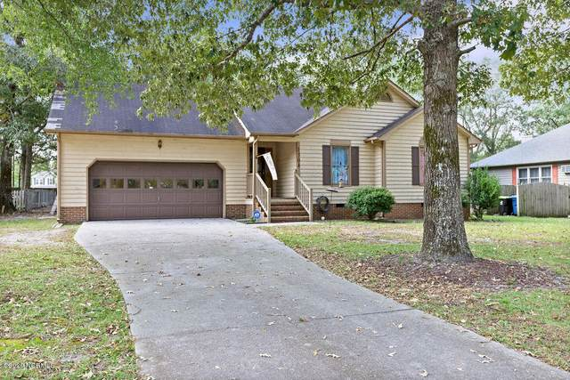 1304 Willow Springs Drive E, Richlands, NC 28574 (MLS #100241398) :: RE/MAX Essential