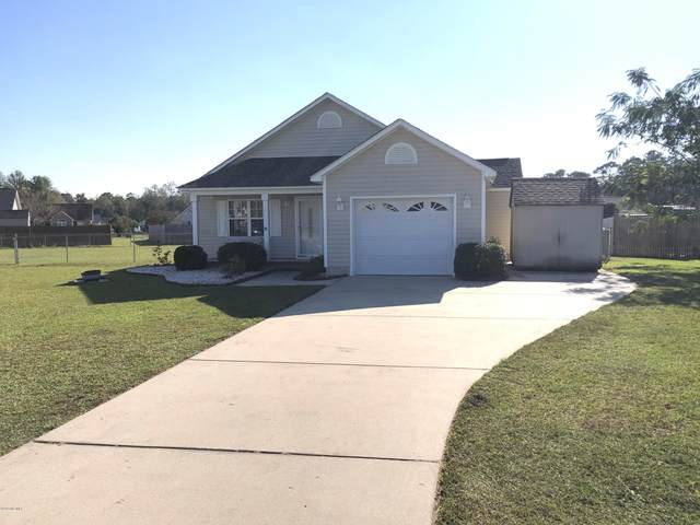 606 Bridle Court, Swansboro, NC 28584 (MLS #100241426) :: The Bob Williams Team