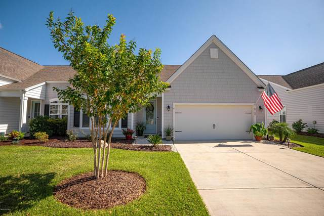 10142 Morecamble Boulevard #4, Leland, NC 28451 (MLS #100241429) :: Frost Real Estate Team