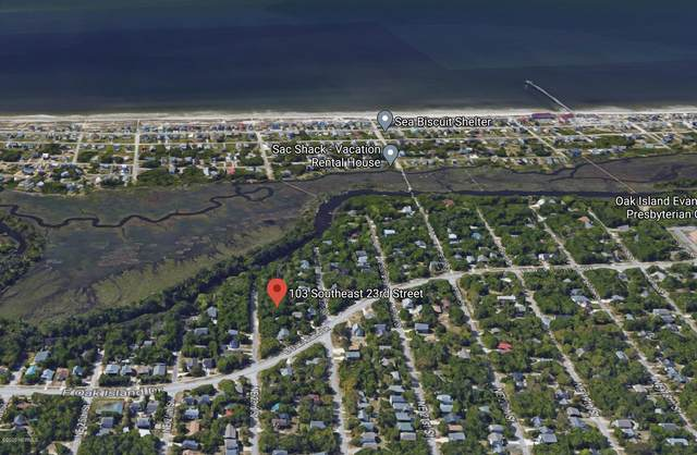 103 SE 23rd Street, Oak Island, NC 28465 (MLS #100241442) :: Carolina Elite Properties LHR