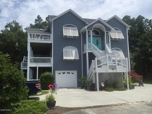 8808 Sound View Court, Emerald Isle, NC 28594 (MLS #100241462) :: Berkshire Hathaway HomeServices Hometown, REALTORS®