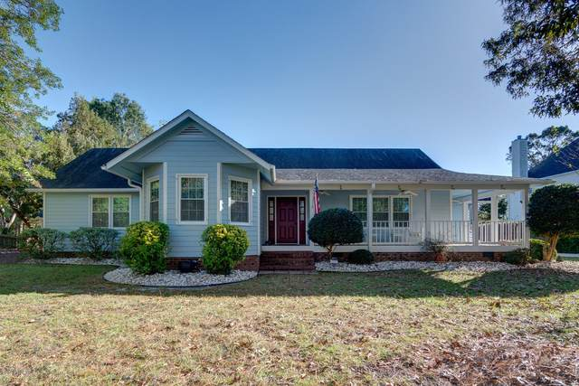 173 Camp Queen Road, Swansboro, NC 28584 (MLS #100241531) :: Stancill Realty Group