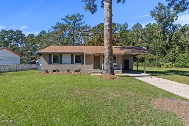 112 Arnold Road, Jacksonville, NC 28546 (MLS #100241544) :: RE/MAX Essential