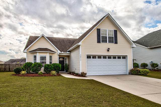 2711 Bow Hunter Drive, Wilmington, NC 28411 (MLS #100241560) :: CENTURY 21 Sweyer & Associates