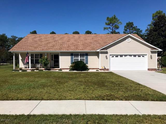 109 St Augustine Drive, Cape Carteret, NC 28584 (MLS #100241579) :: Barefoot-Chandler & Associates LLC