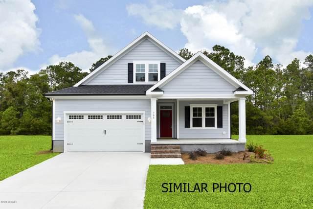 394 Summer House Drive, Holly Ridge, NC 28445 (MLS #100241584) :: Liz Freeman Team