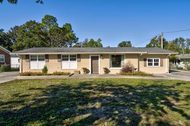 338 Green Meadows Drive, Wilmington, NC 28405 (MLS #100241585) :: CENTURY 21 Sweyer & Associates