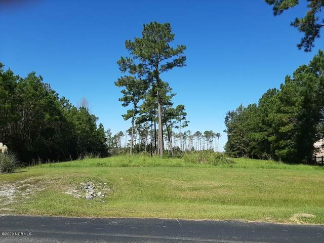 175 Garbacon Drive, Beaufort, NC 28516 (MLS #100241594) :: Stancill Realty Group