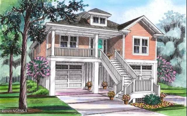541 Moss Lake Lane, Holly Ridge, NC 28445 (MLS #100241612) :: Stancill Realty Group