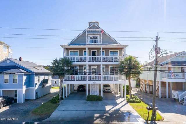 910 Canal Drive A, Carolina Beach, NC 28428 (MLS #100241637) :: RE/MAX Essential