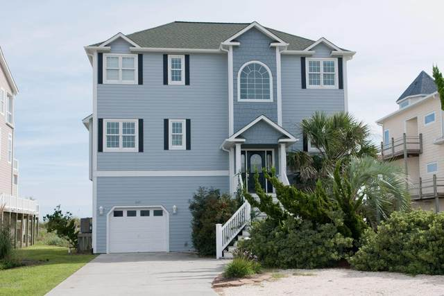 8527 Ocean View Drive, Emerald Isle, NC 28594 (MLS #100241676) :: Lynda Haraway Group Real Estate