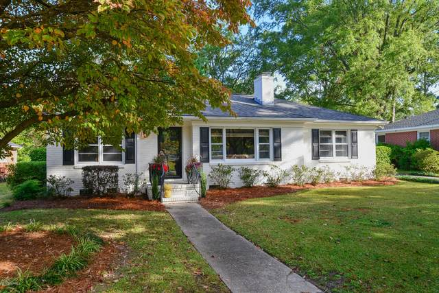 1726 Beaumont Drive, Greenville, NC 27858 (MLS #100241680) :: Frost Real Estate Team