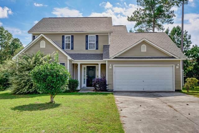 126 Whiteleaf Drive, Jacksonville, NC 28546 (MLS #100241702) :: RE/MAX Essential