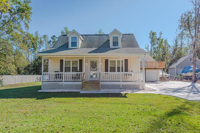 207 Sand Dollar Lane, Hampstead, NC 28443 (MLS #100241712) :: Liz Freeman Team