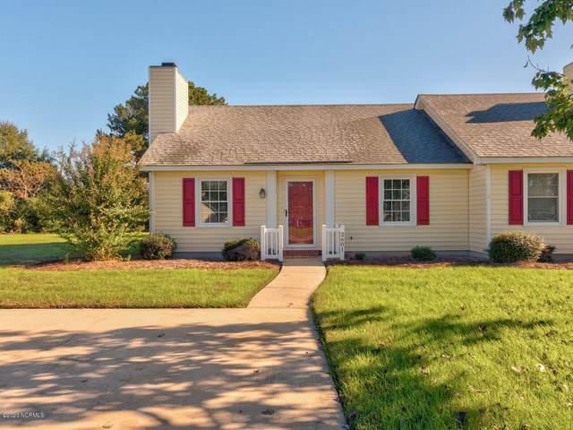 2601 Joel Lane N, Wilson, NC 27896 (MLS #100241730) :: Carolina Elite Properties LHR