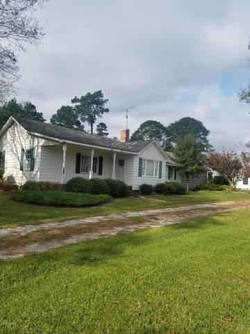 1724 Sills Creek Road, Willard, NC 28478 (MLS #100241736) :: Stancill Realty Group
