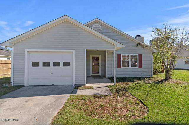 1120 Shroyer Circle, Jacksonville, NC 28540 (MLS #100241738) :: Destination Realty Corp.