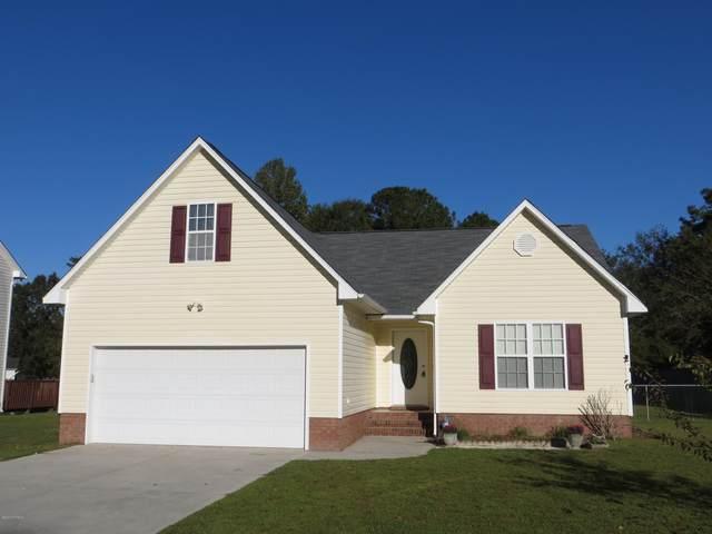 182 Bridlewood Drive, Jacksonville, NC 28540 (MLS #100241739) :: Carolina Elite Properties LHR