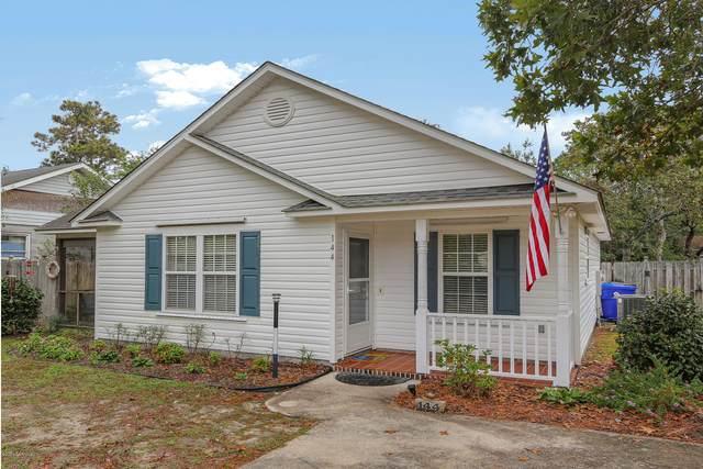 144 NE 13th Street, Oak Island, NC 28465 (MLS #100241761) :: CENTURY 21 Sweyer & Associates