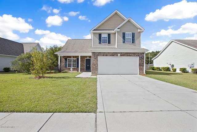 221 Silver Hills Drive, Jacksonville, NC 28546 (MLS #100241768) :: Liz Freeman Team