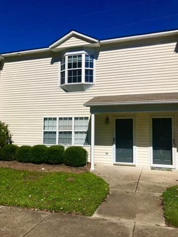 3900 Elkin Ridge Drive 19C, Greenville, NC 27858 (MLS #100241774) :: Castro Real Estate Team