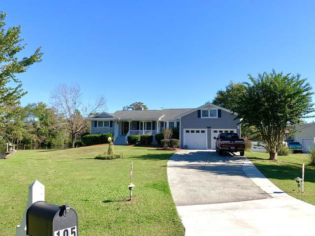105 Sextant Court Court, New Bern, NC 28562 (MLS #100241790) :: RE/MAX Essential