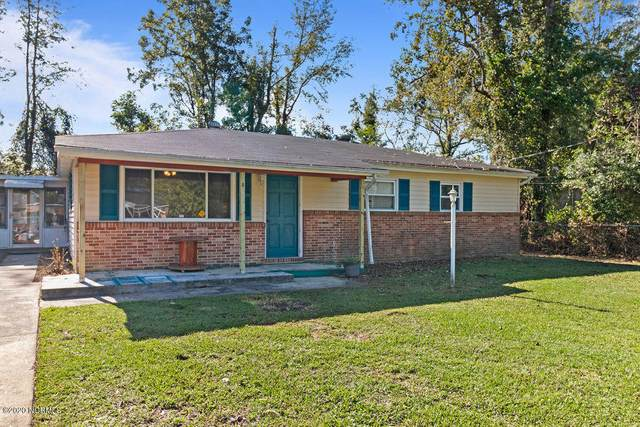 111 Ramsey Drive, Jacksonville, NC 28540 (MLS #100241800) :: RE/MAX Essential