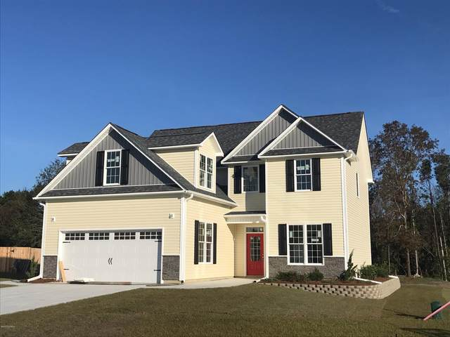 109 Ridge Cove Lane, Swansboro, NC 28584 (MLS #100241801) :: Berkshire Hathaway HomeServices Hometown, REALTORS®