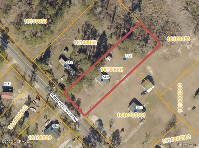 568 N Mulberry Road NW, Shallotte, NC 28470 (MLS #100241814) :: Destination Realty Corp.