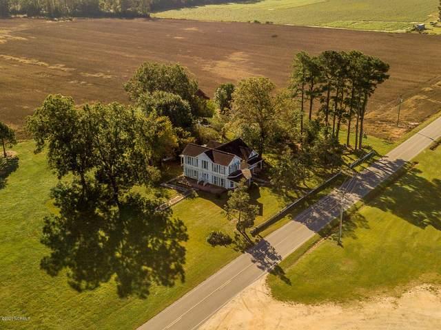 4450 Church Road, Clinton, NC 28328 (MLS #100241852) :: Destination Realty Corp.