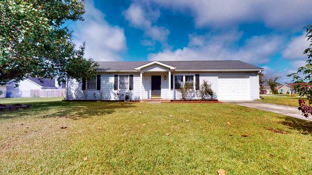 210 Timber Drive, Havelock, NC 28532 (MLS #100241862) :: Donna & Team New Bern