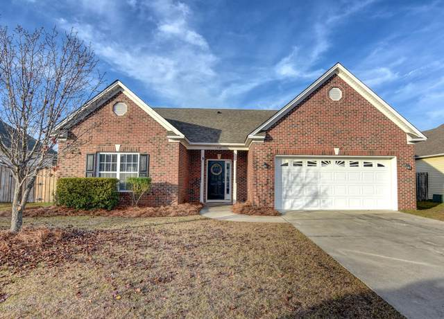1309 Windsor Pines Court, Leland, NC 28451 (MLS #100241874) :: Lynda Haraway Group Real Estate