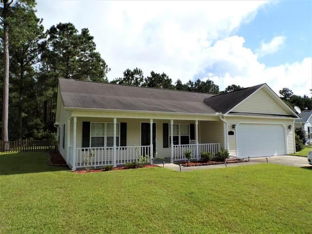 101 Jasmine Lane, Jacksonville, NC 28546 (MLS #100241881) :: RE/MAX Essential