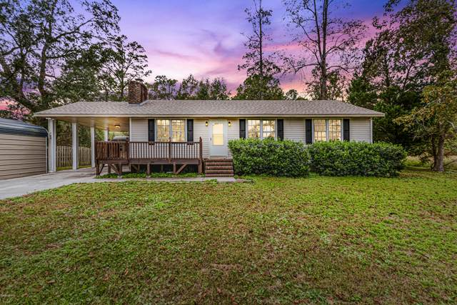 169 Old Wilmington Road, Jacksonville, NC 28540 (MLS #100241889) :: RE/MAX Essential