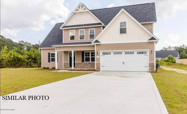 210 Westfield Drive, Richlands, NC 28574 (MLS #100241899) :: Frost Real Estate Team