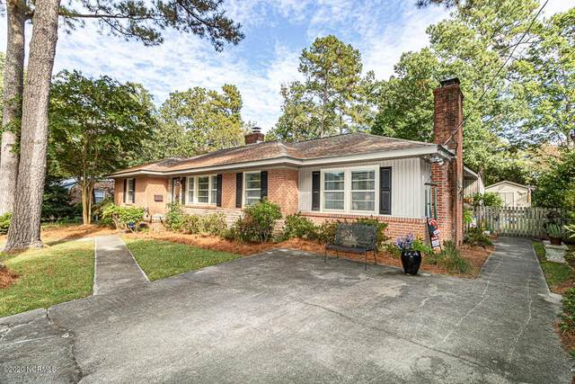 605 Smallwood Drive, Rocky Mount, NC 27804 (MLS #100241910) :: Frost Real Estate Team