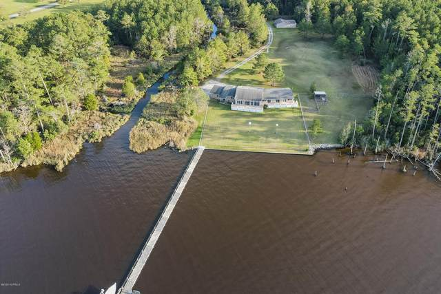 995 Little Creek Road Ext, Belhaven, NC 27810 (MLS #100241911) :: The Rising Tide Team