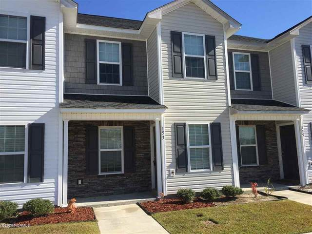 153 Glen Cannon Drive, Jacksonville, NC 28546 (MLS #100241914) :: RE/MAX Essential
