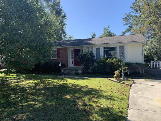 703 Page Drive, Jacksonville, NC 28540 (MLS #100241935) :: RE/MAX Essential
