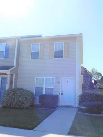 111 Timberlake Trail, Jacksonville, NC 28546 (MLS #100241940) :: RE/MAX Essential