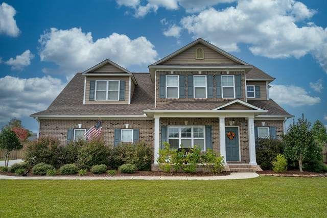 2035 Woodwind Drive, Leland, NC 28451 (MLS #100241941) :: Thirty 4 North Properties Group