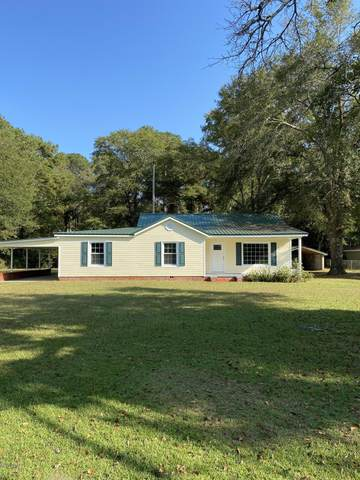 10080 Gibson Road, Laurel Hill, NC 28351 (MLS #100241953) :: Stancill Realty Group