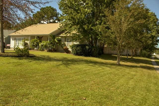 100 Huff Court, Jacksonville, NC 28546 (MLS #100241966) :: RE/MAX Essential