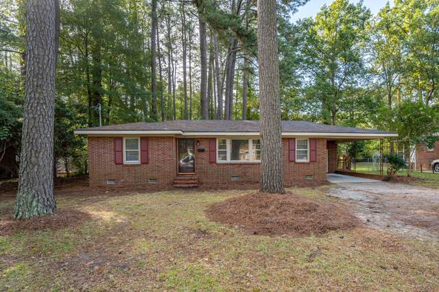 2809 Amherst Road, Rocky Mount, NC 27803 (MLS #100241967) :: RE/MAX Elite Realty Group