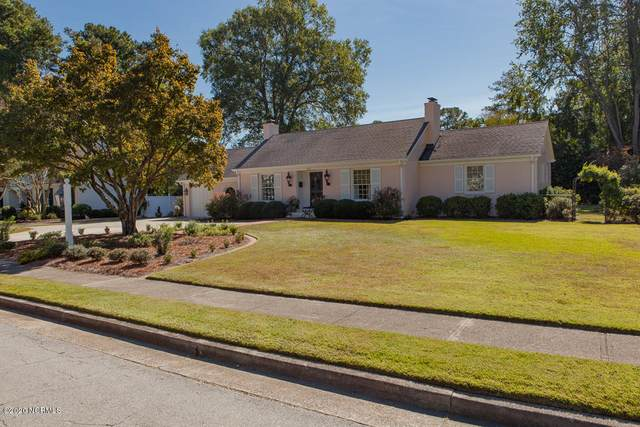 1203 Sutton Drive, Kinston, NC 28501 (MLS #100241973) :: Castro Real Estate Team