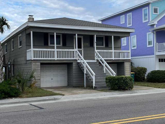 435 Fort Fisher Boulevard S, Kure Beach, NC 28449 (MLS #100241980) :: Vance Young and Associates