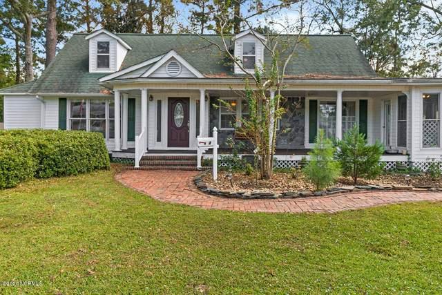 4 Barksdale Drive, Jacksonville, NC 28540 (MLS #100241985) :: Berkshire Hathaway HomeServices Hometown, REALTORS®